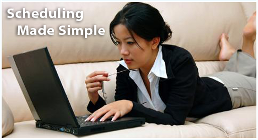 Eliminate scheduling conflicts with scheduling softwares